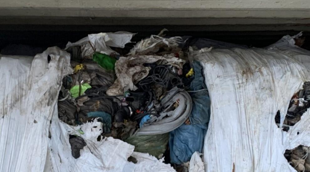 Прокуратурата взе под специален надзор италианския боклук във Варна