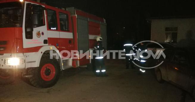България Сигнал за пожар в болница в Горна Оряховица Установена