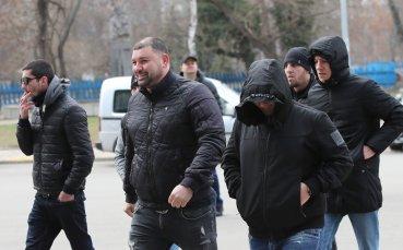 Васил Божков напусна