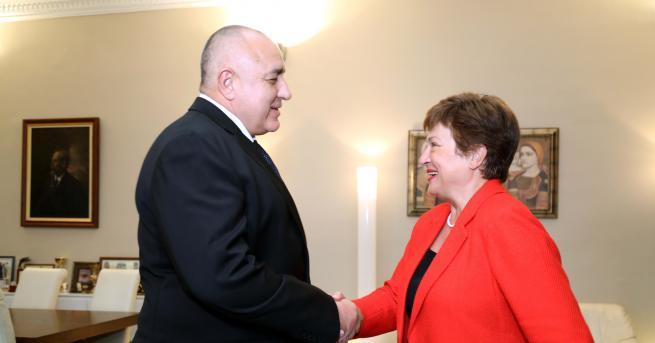 България Борисов: Икономиката ни се развива устойчиво Премиерът се срещна