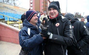 Юруков загатна, че ЦСКА 1948 може да направи изненадващ трансфер