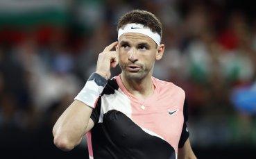 Григор Димитров научи следващия си съперник на Australian Open