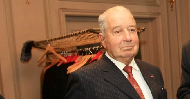 На 87-годишна възраст почина световноизвестният български учен математик академик Благовест