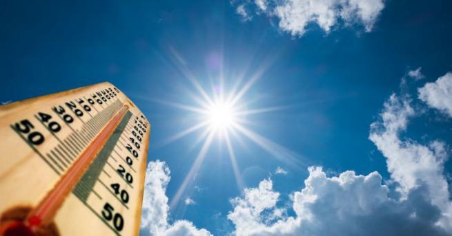 Днес ще преобладава слънчево време. Ще продължи да духа слаб