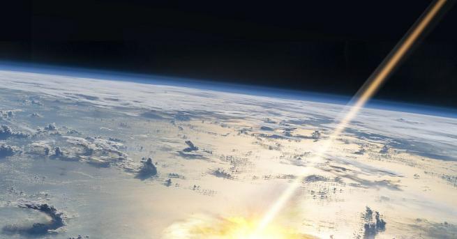 Учени определиха точната година, когато метеорит се е блъснал в