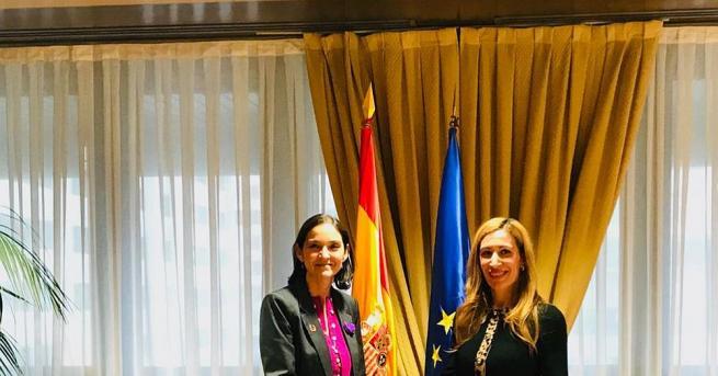 Испания е изключително важен и желан партньор за България в