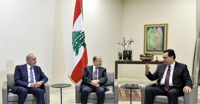 Ливанският премиер Хасан Диаб сформира ново правителство, предадоха световните агенции.