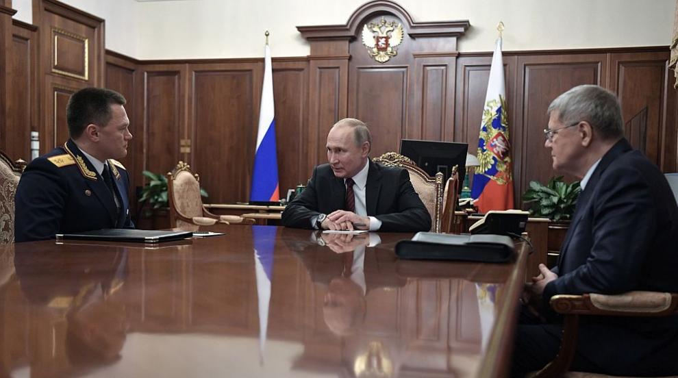Игор Краснов е новият главен прокурор на Руската федерация