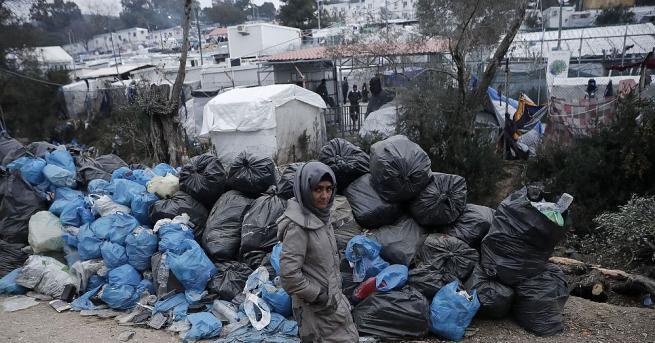 Жителите на гръцките острови Лесбос, Самос и Хиос организират днес