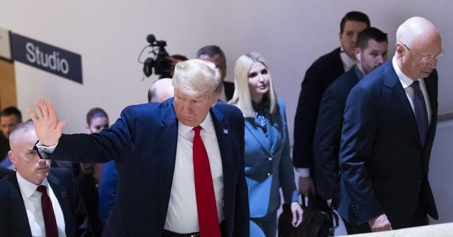 Президентът на САЩ Доналд Тръмп ще разговаря довечера в Белия