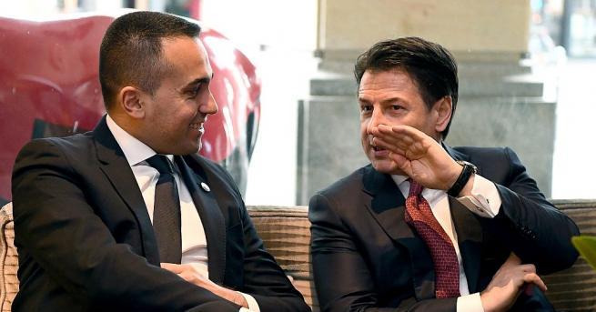 Луиджи Ди Майо подаде оставка като водач на италианското Движение