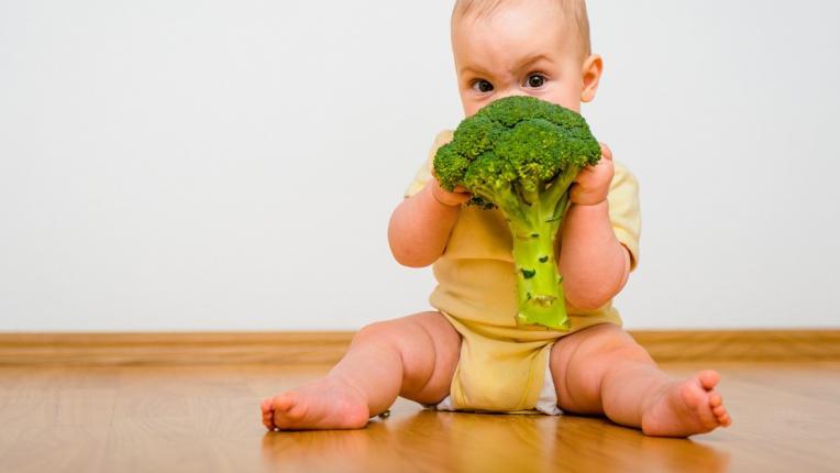 Как да храним дете на 1 година