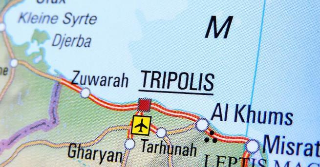 Единственото функциониращо летище в либийската столица - Митига - беше
