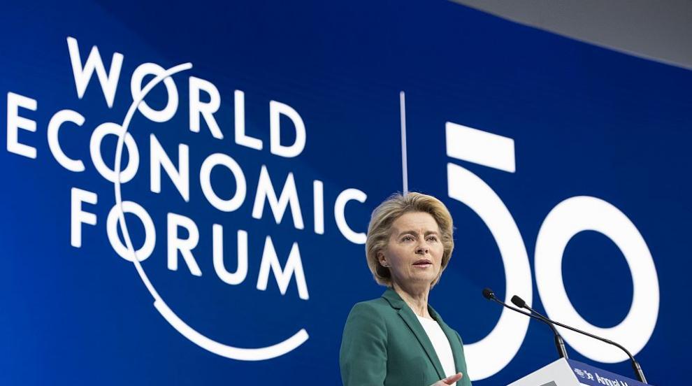ЕС стъпва по-уверено на световната сцена, смята Урсула фон дер Лайен