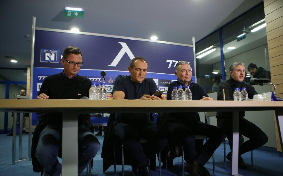 """Собственикът на """"Национална лотария"""" Димитър Ганев сподели на срещата съсфеновете"""