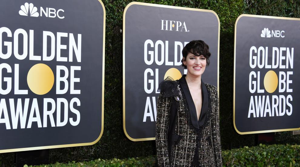 Тоалетът на Фийби Уолър-Бридж от наградите