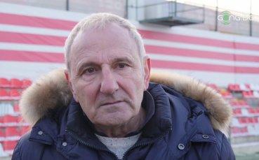 Никола Спасов: Скоро ще се разбере дали Антуи ще остане