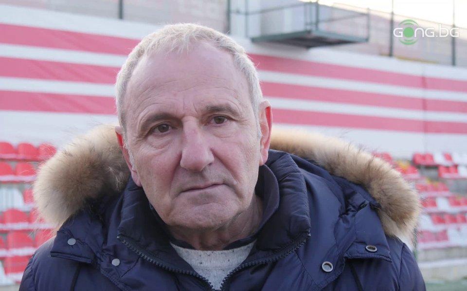 Никола Спасов с коментар за раздялата с Царско село