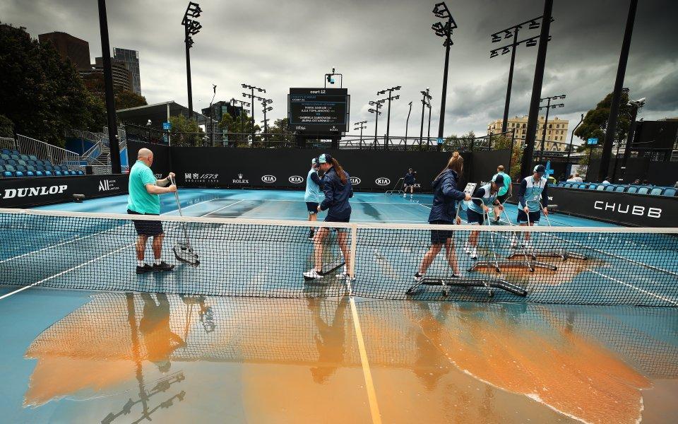 Първото издание на Australian Open за новото десетилетиеще бъде запомнено