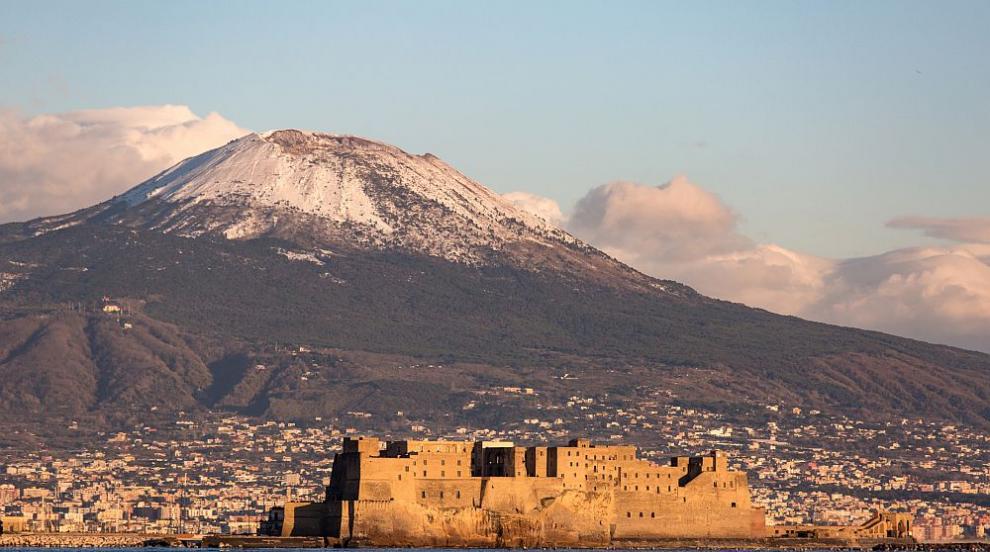 Призраците на двореца Каподимонте в Неапол (СНИМКИ)
