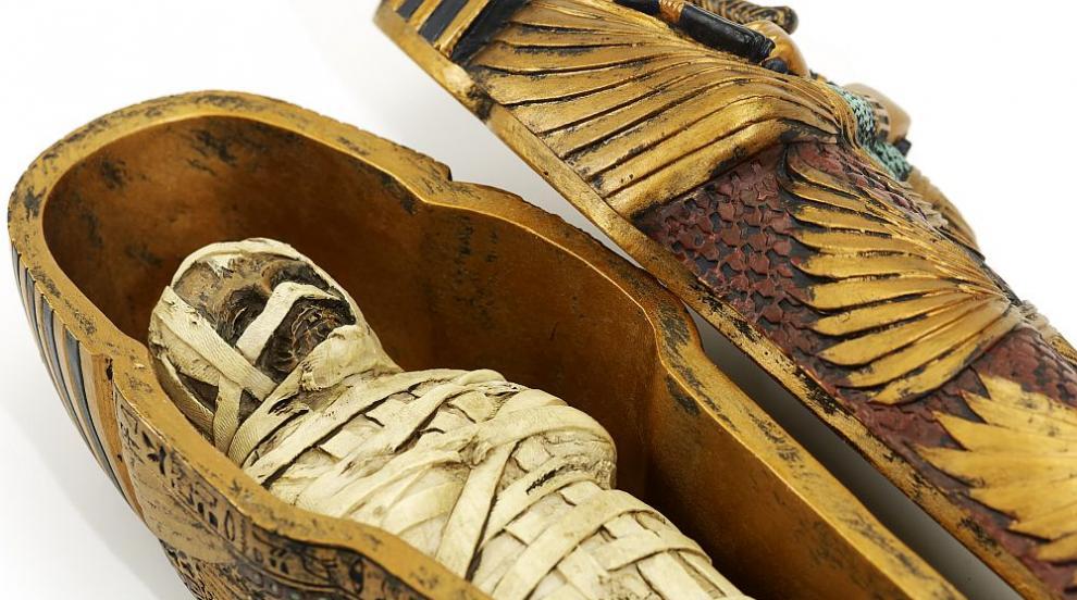 Учени възстановиха лицата на Сибирския Тутанкамон и...