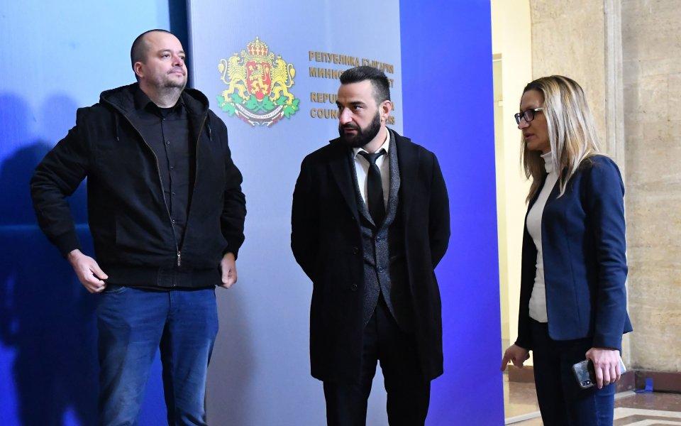 Председателят на Националния клуб на привържениците на Левски Степан Хиндилян