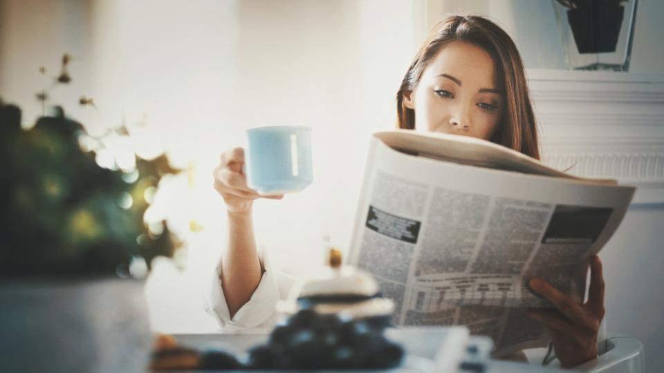 жена уикенд вестник почивка кафе сутрин