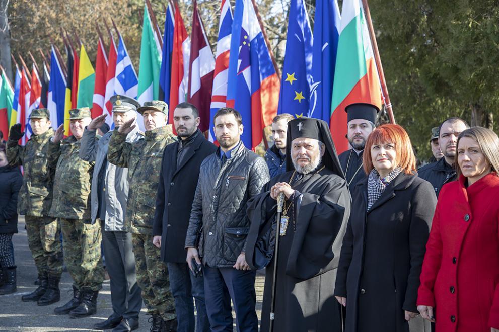 Във 2-ра механизирана бригада Стара Загора 16 военнослужещи положиха военна клетва