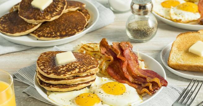 Случвало ли ви се е да се чудите каква закуска