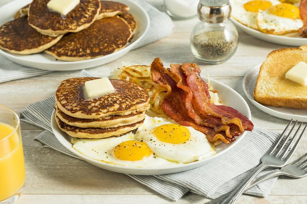 американска закуска
