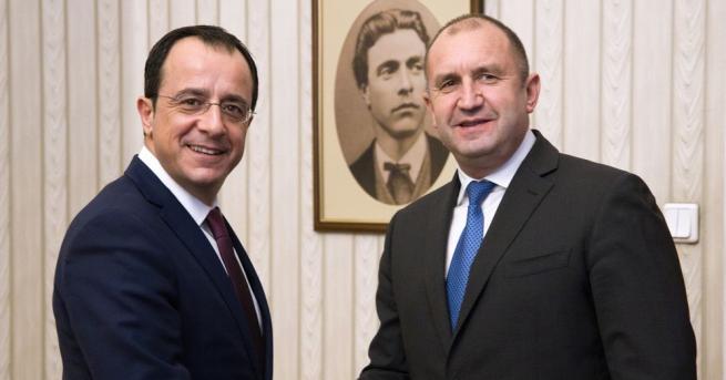 България и Република Кипър споделят амбицията да засилят сътрудничеството си