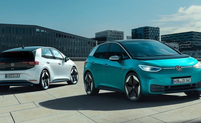Квотата електрически VW ID.3 за България е продадена