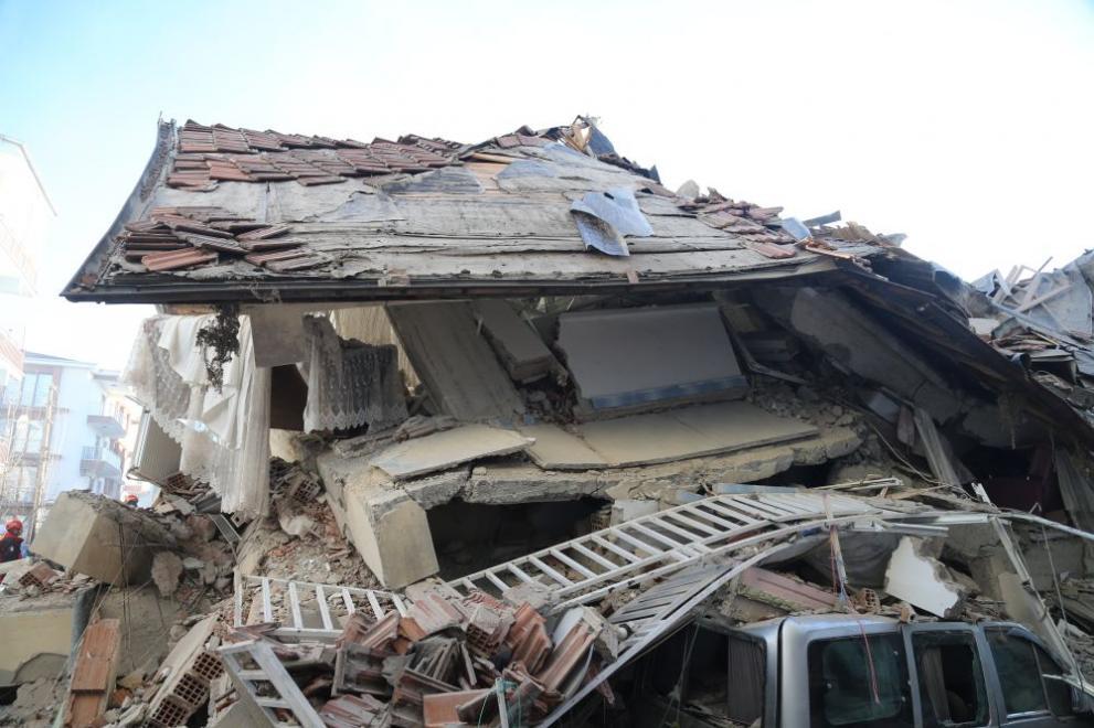 земетресение Турция
