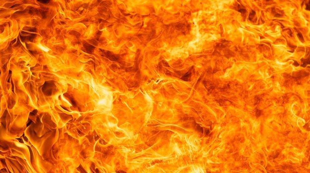 В Южна България ситуацията остава пожароопасна (ВИДЕО)