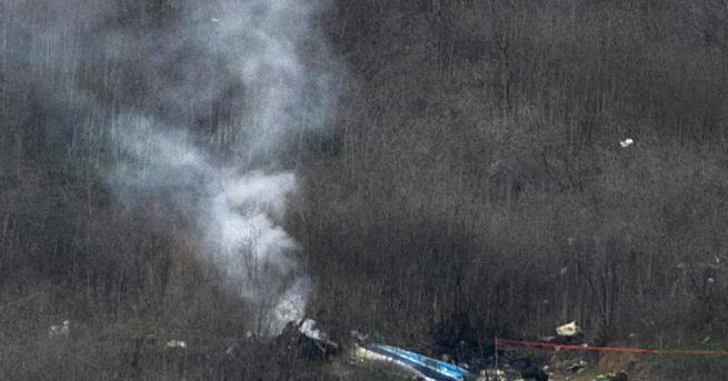 Всички тела на загиналите в авиокатастрофата, в която загина Коби