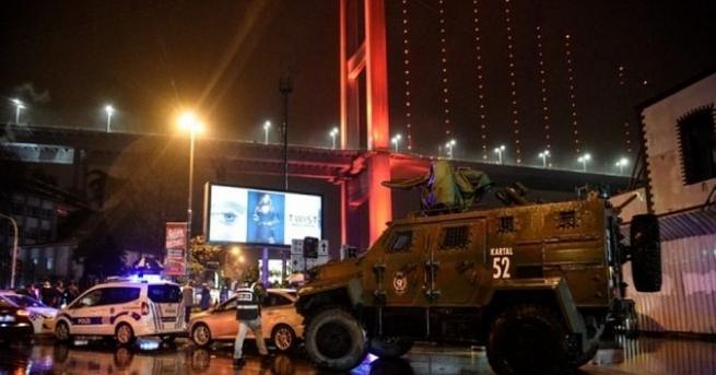 Истанбулски прокурор поиска днес 40 доживотни присъди за основния заподозрян