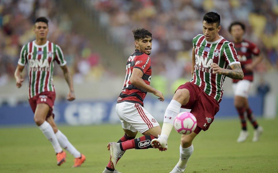 Официално Рома привлече бразилския защитник Роджър Ибанес. Бранителят идва при