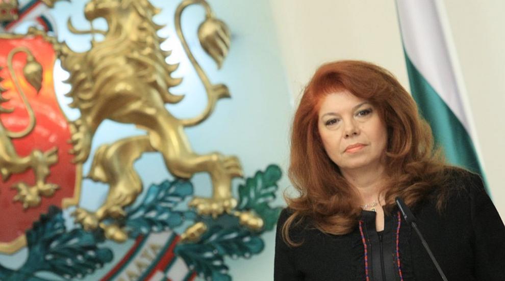 Вицепрезидентът предлага създаването на Асоциация на българските...