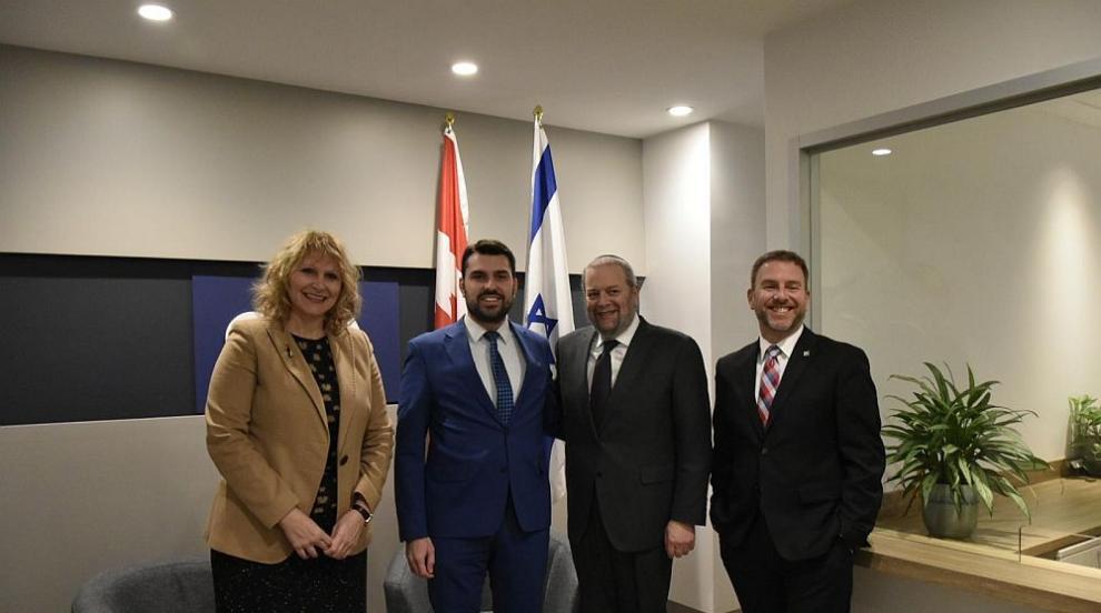 Канада похвали България за борбата с антисемитизма (СНИМКИ)