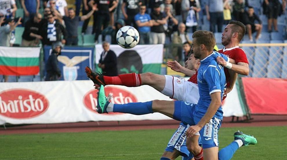 Мачовете от Първа и Втора професионална лига ще се...