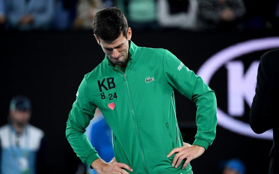 Седемкратният шампион на Australian open – Новак Джокович се класира
