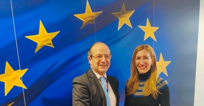 Министърът на туризма Николина Ангелкова проведе работна среща с Даниел