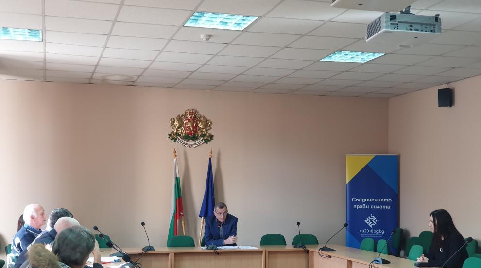 План-програма за 2020 г. и Доклад за 2019 г. прие на свое заседание Областната...