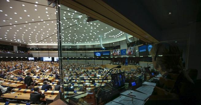 Европейският парламент ратифицира споразумението за Брекзит, подпечатвайки излизането на Великобритания