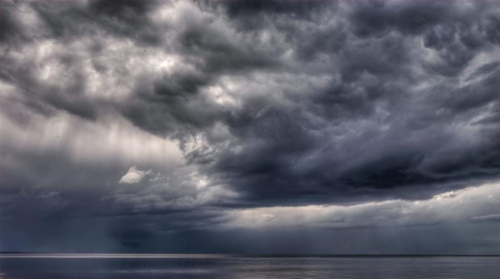 Облачно време преди началото на почивните дни