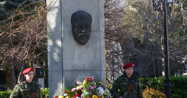 В павликенското село Стамболово почетоха 125 години от смъртта на