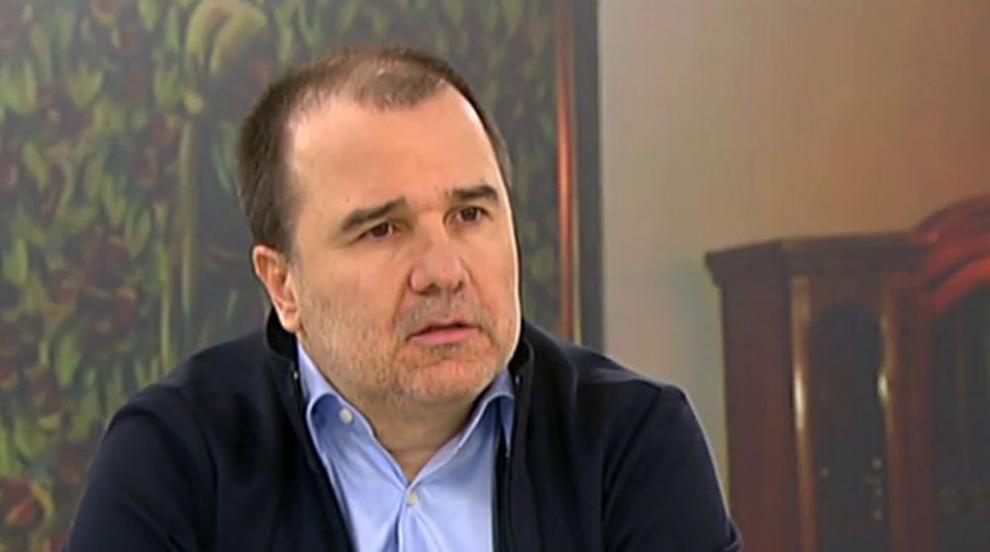 Цветомир Найденов: Чувал съм, че Божков държал сакове...