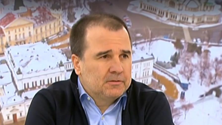 """Найденов казал за Божков на бТВ и """"Дневник"""", те мълчали"""