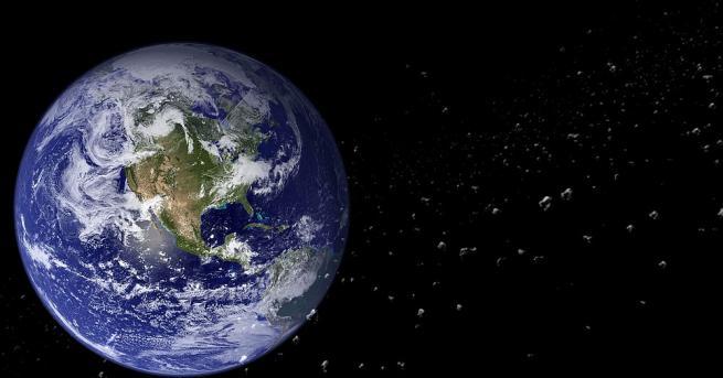 Земното магнитно поле отслабва в зона от Африка до Южна