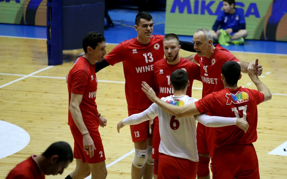 ЦСКА завърши с успех турнира в Бургас